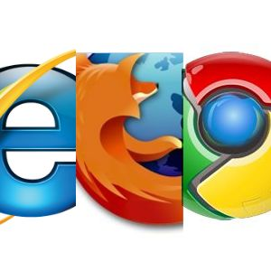 Three web browsers enter: which one will leave victorious?