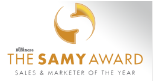 The Samy Award Sales & Marketer of the Year